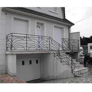 Reignoux Creations -  - Rampe D'escalier