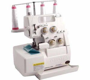 TOYOTA - machine coudre surjeteuse sl3487 - Machine À Coudre