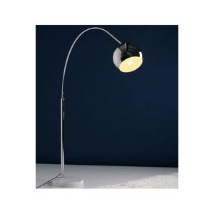 WHITE LABEL - lampe de sol design sean - Lampadaire