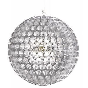 WHITE LABEL - lampe suspension design ibiza - Suspension
