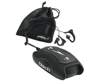 SPEEDO - lecteur mp3 speedo aquabeat 1 go noir - Mp3