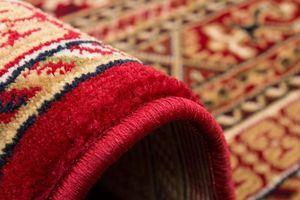 NAZAR - tapis hayat 80x150 red - Tapis Traditionnel