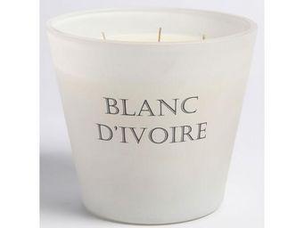 BLANC D'IVOIRE - passion d'orient - Bougie Parfum�e