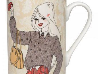 La Chaise Longue - mug parisienne sabrina - Mug