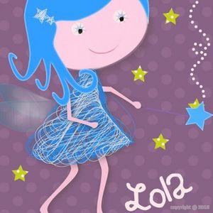 BABY SPHERE - d�co murale f�e bleue - D�coration Murale Enfant
