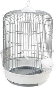 ZOLUX - cage clara pour oiseaux avec poignée de transport  - Cage À Oiseaux