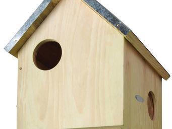 BEST FOR BIRDS - abri en bois et zinc pour ecureuil - Mangeoire À Oiseaux