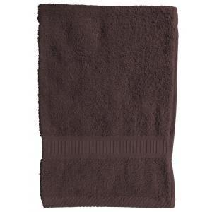 TODAY - serviette de toilette 50 x 90 cm - couleur - marro - Serviette De Toilette