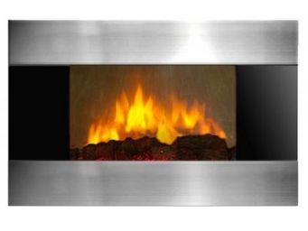 Fomax - chemin�e d�corative chauffage 71 - Chemin�e � Foyer Ouvert