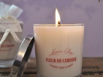 LES LUMI�RES DU TEMPS -  - Bougie Parfum�e