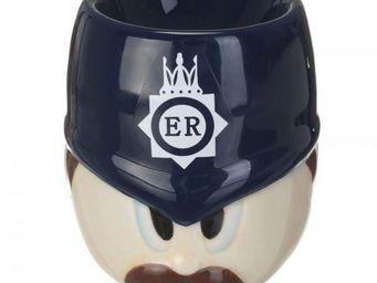 La Chaise Longue - coquetier policeman - Coquetier