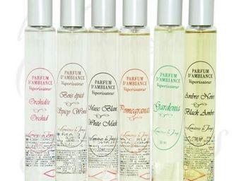 LES LUMI�RES DU TEMPS - parfum d'ambiance 30 ml - pomegranate - les lumi� - Parfum D'int�rieur