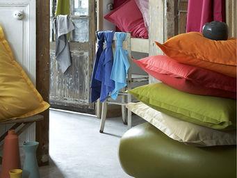 Essix home collection - taie d'oreiller coton 57fils - Taie D'oreiller
