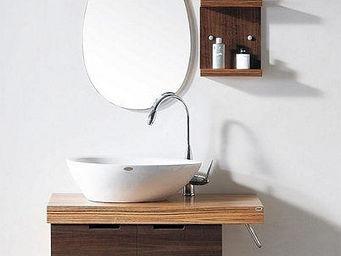 UsiRama.com - meuble salle de bain design pas cher bowl - Meuble Vasque