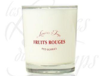 LES LUMIÈRES DU TEMPS - bougie végétale parfumée - Bougie Parfumée