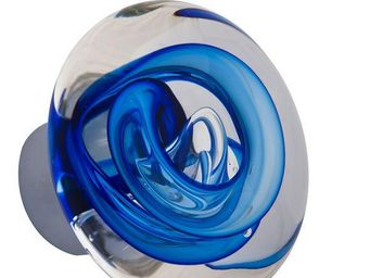 Les Verreries De Brehat - tubes de bulles - Bouton De Porte