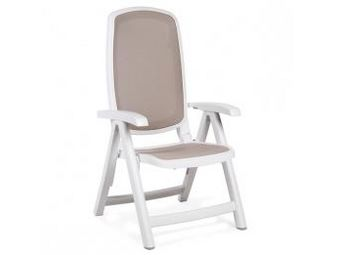 Nardi - fauteuil inclinable nardi delta - Fauteuil De Jardin