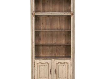 Interior's - biblioth�que assemblable 2 portes - Biblioth�que Ouverte