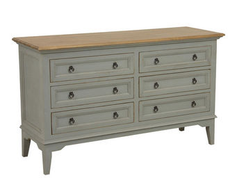 Interior's - grande commode 6 tiroirs - Commode