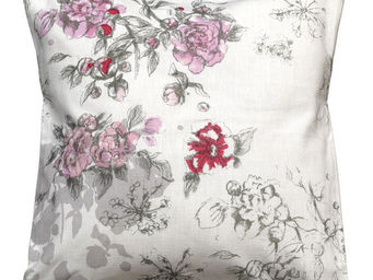Interior's - housse de coussin rose - Housse De Coussin