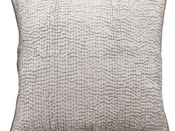 Interior's - housse de coussin beige tissée - Housse De Coussin