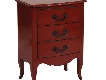 Interior's - petite commode rouge séville - Commode