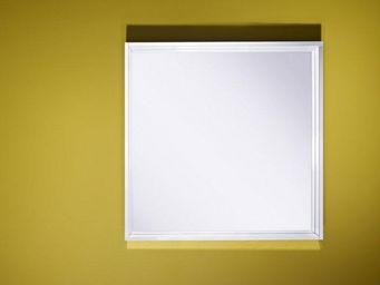 WHITE LABEL - deep miroir mural design en verre - petit mod�le - Miroir