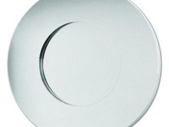 WHITE LABEL - roll miroir mural design rond grand modèle - Miroir Hublot