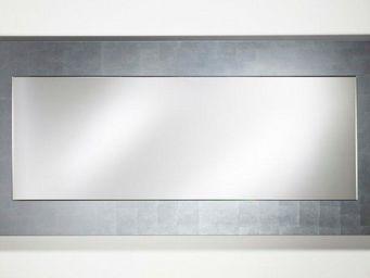 WHITE LABEL - tellem miroir mural design en verre grand modèle  - Miroir