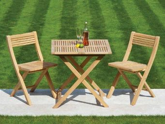 Alexander Rose - ..timber - Table De Jardin
