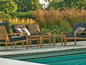 Alexander Rose - timber - Salon De Jardin