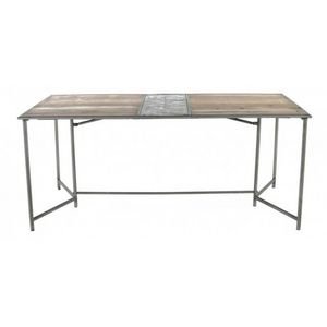 DECO PRIVE - r�f : kleo-tr180 - Table De Repas Rectangulaire