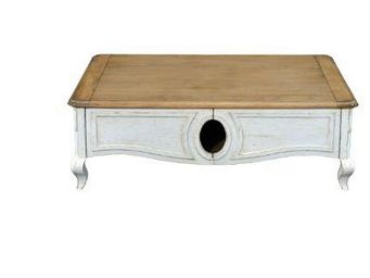 Grange - medaillon - Table Basse Rectangulaire