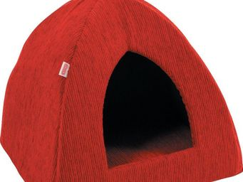 ZOLUX - igloo pour chien velours - Panier � Chien