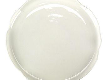 Interior's - assiette plate arabesque - Assiette Plate