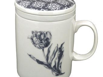 Interior's - mug façon tisanière clair obscur - Mug