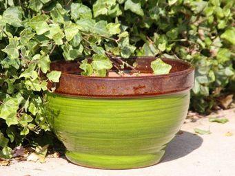 Les Poteries Clair de Terre - stromboli - Pot De Jardin