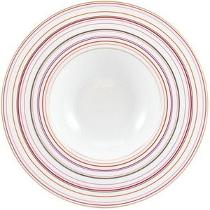 Raynaud - attraction rose - Assiette Creuse