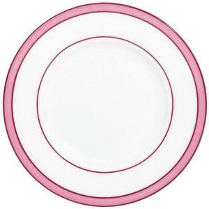 Raynaud - tropic rose - Assiette � Dessert