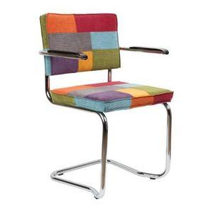 Mathi Design - fauteuil multicouleur - Chaise