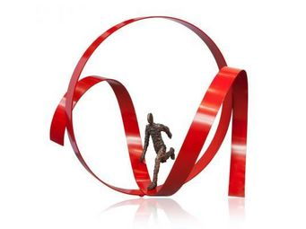 LUSSOU -  - Sculpture