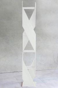 Mathi Design - bibliotheque acier - Colonne De Rangement