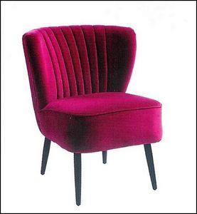 Mathi Design - fauteuil cocktail 50 - Fauteuil