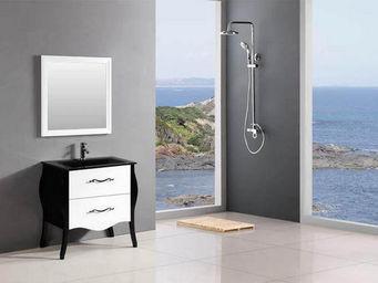 UsiRama.com - ensemble meuble salle de bain paste 70cm - Meuble De Salle De Bains