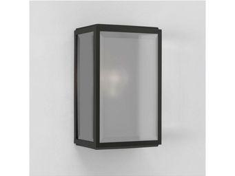 ASTRO LIGHTING - applique extérieure homefield noir givré - Applique D'extérieur