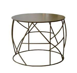 ZINA -  - Table De Repas Ronde