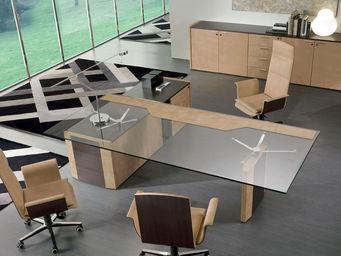 ITALY DREAM DESIGN - de symetria - Bureau De Direction