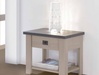 Ateliers De Langres - whitney - Table De Chevet