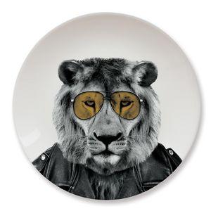 MUSTARD - art de la table - Assiette Plate