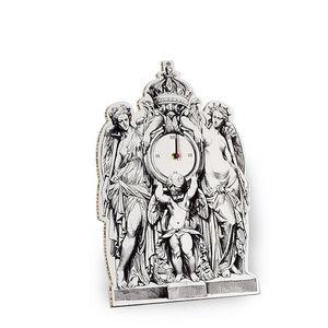 Corvasce Design - orologio da tavolo luigi xvi - Horloge À Poser